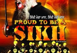 """Proud To Be A Sikh"" is going to be released in Punjab on 9th may"