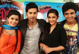 Alia Bhatt and Varun will be seen in Punjabi Character