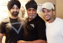 Premiere was organised by Dharam Seva Records at Birmingham