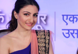 Soha Ali Khan is Learning Punjabi for film on 1984 Anti-Sikh Violent