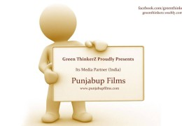 Punjabup Films is now Media Partner of Green ThinkerZ