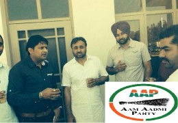 Punjabi Singer Balkar Sidhu probably be a candidate of AAP from Talwandi sabo.