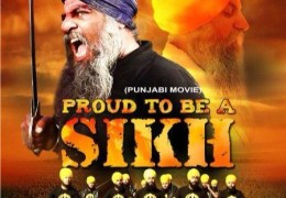 "Punjabi movie ""Proud to be a Sikh"" screening continuously"