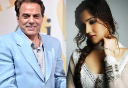 Dharmendra has joined the cast of Govinda's daughter, Narmada Ahuja's