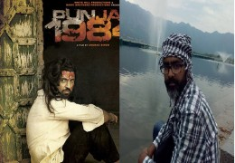 Surinderpal Sarao's special meeting with Surmeet Maavi -the dialogue writer for 'Punjab 1984'
