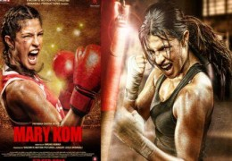 Priyanka will play Indian boxer Mary Kom in her upcoming movie