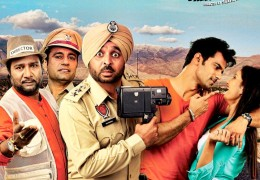 Upcoming comedy movie Police in Pollywood ||Raj Brar & Bhagwant Mann
