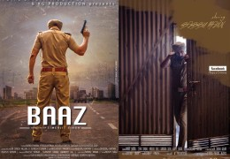 "Posters released of upcoming Punjabi Film ""Baaz"""