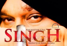 "Singer Nachhatar Gill coming with his new track ""Singh"" soon"