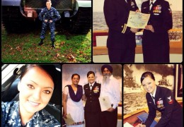Exclusive Interview of U.S. Navy Petty Officer Geena Kaur