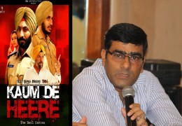 Kaum De Heere movie under political pressure Producer Satish Katyal