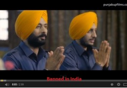 "Breaking news Punjabi banned film ""Kaum de Heere"" uploaded on YouTube, removed"