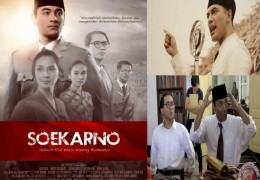 "Raam Punjabi with a new Indonesian movie ""Soekarno"""