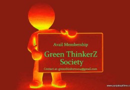 Avail Membership of Green ThinkerZ Society