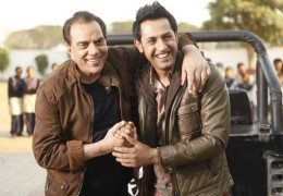 "Subhash Ghai Directed Fisrt Punjabi Movie ""Double Di Trouble"" With Super Star Dharmendra Turn Out To Be A Big Hit"