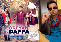"""Goreyan Nu Daffa Karo"" freshens the Punjabi Cinema 