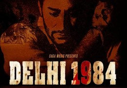 Delhi 1984 song by Punjabi singer Harbhajan Mann on 30th anniversary of Sikh Genocide