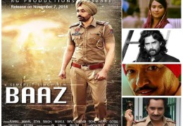 "Babbu Maan  upcoming film ""Baaz"" – Releasing on November 7"