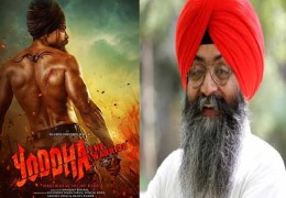 Yoddha movie reflacts the current scenario of our socity-Amardeep Singh Gill