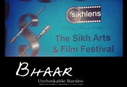 Sikh film festival Held on Sunday -19th October in America