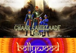 Punjabi 3D Animation Film Chaar Sahibzaade Dominates over Happy Ending'and Happy New Year