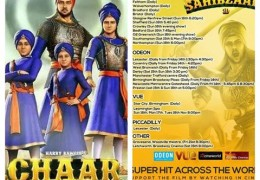 Chaar Sahibzaade Movie More Showtimes Added – Do Not Miss Out On This Worldwide Hit