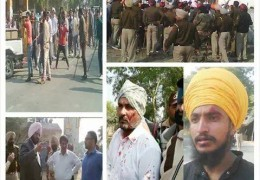 Sikh Group And Dera Sirsa Followers Clash, 9 Injured at Jogewala