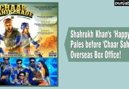 Shahrukh Khan's Happy New year pales before Chaar Sahibzaade!