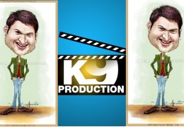 Indain comedian Kapil Sharma want to produce a Punjabi movie With K9 Productions
