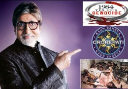 "Amitabh Bachchan to deliver the summons by Sikh ""Kaun Banega Crorepati"" started"