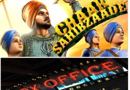 2nd Week Full Box Office  3D Animation movie Chaar Sahibzaade