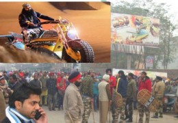Controversy on movie Messenger of God:Dera followers, Sikhs clash in Moga