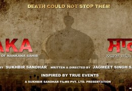 Pre production of movie 'Saka – the Martyrs of Nankana Sahib ' in full swing