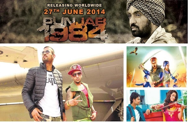 The Punjabi film industry experimented with quite a few
