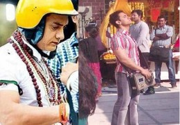 Hindu outfits strengthen their demand for ban on Aamir Khan's 'PK' movie