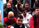 <b>Shiv Sena protests seekin...</b>