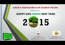 Happy Green New Year 2015 by Green ThinkerZ Society