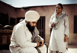 Hardeep Gill in Nabar