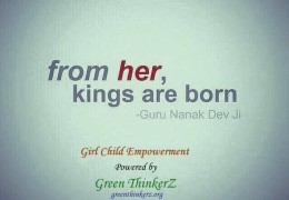 Green ThinkerZ :GIRL CHILD EMPOWERMENT
