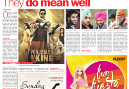 Upcoming Punjabi Movies to be released in 2015