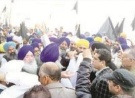 <b>Sikh bodies protest in Si...</b>