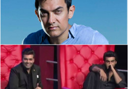 Karan Johar, Arjun Kapoor, Ranveer Singh and AIB slams by Aamir Khan for their controversial Roast