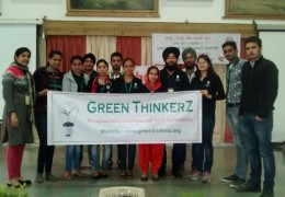 Collaboration of Green ThinkerZ with Support A Child and Bhumi