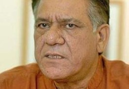 Veteran actor Om Puri :Only 20 % of Punjabi movies meaningful