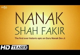"Must Watch Official Teaser Of Movie ""Nanak Shah Fakir"" (Video)"