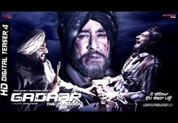 The Most Awaited Movie ‪‎'Gadaar The Traitor'‬ ‪4th Digital Teaser‬ is Out (Video)