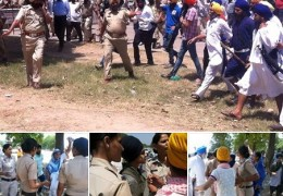 Sikh Political Prisoners: Around 250 Sikhs, including women, arrested by Mohali police