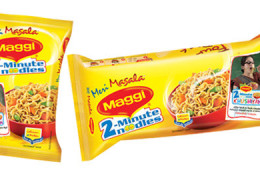 Drug Administration (FDA) said Over excess lead in Maggi noodles