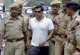 Bollywood actor Salman Khan gets five years in jail in 2002 hit-and-run case