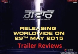 Distinct Trailer Reviews Of Punjabi Movie Gadaar-The Traitor: Releasing On 29th May